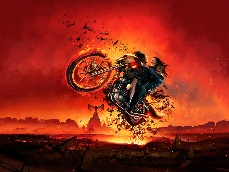 BAT OUT OF HELL - directed by the award winning Jay Scheib at London Coliseum