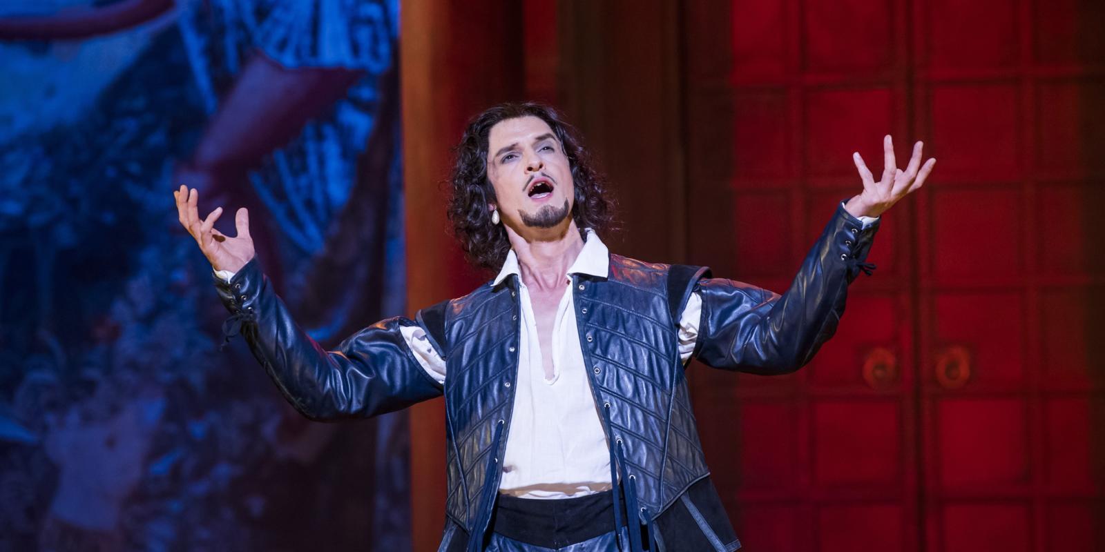 Quirijn de Lang as Petruchio