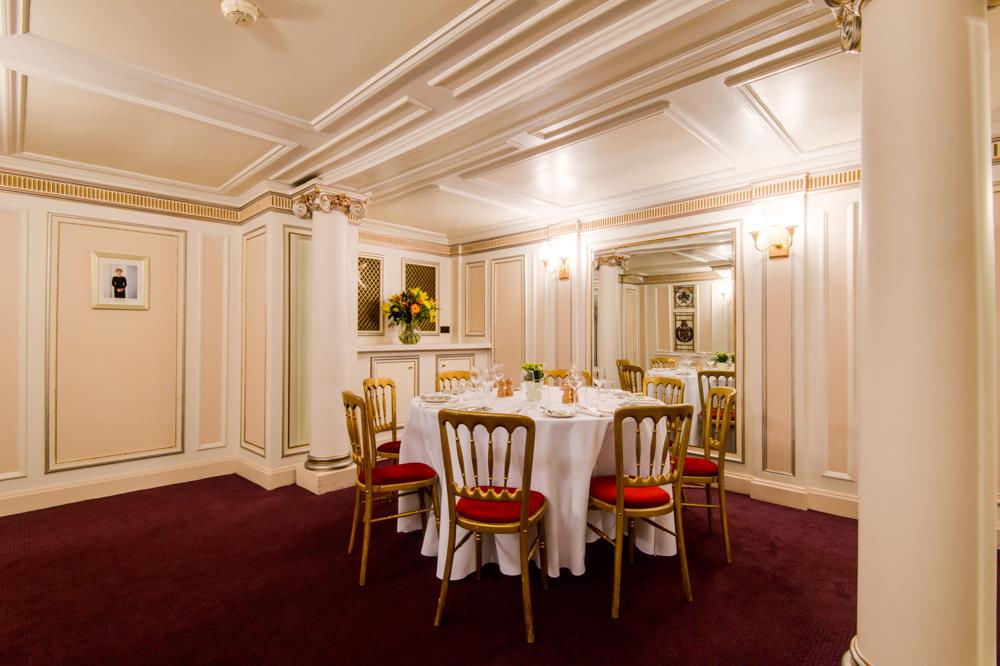 Royal Retiring Room at London Coliseum © Karen Hatch