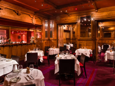 London Coliseum Restaurant