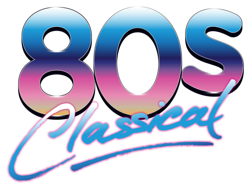 80s Classical logo